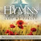 Hymns of Remembrance Lest We Forget 2cd Christian
