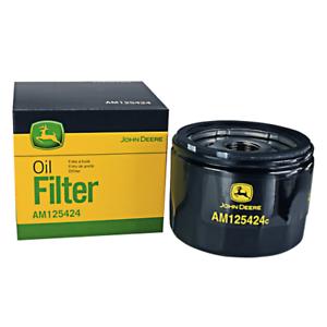 John Deere Original Equipment Oil Filter #AM125424