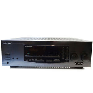 Kenwood-1070VR-120V-60Hz-2-9A-Audio-Video-Surround-Receiver