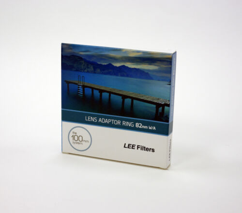 Lee Filters 82mm Wide Angle Kit Adattatore per Foundation.