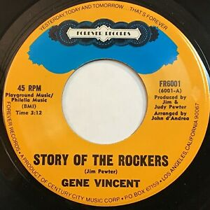 Gene-Vincent-Story-Of-The-Rockers-Pickin-039-Poppies-45