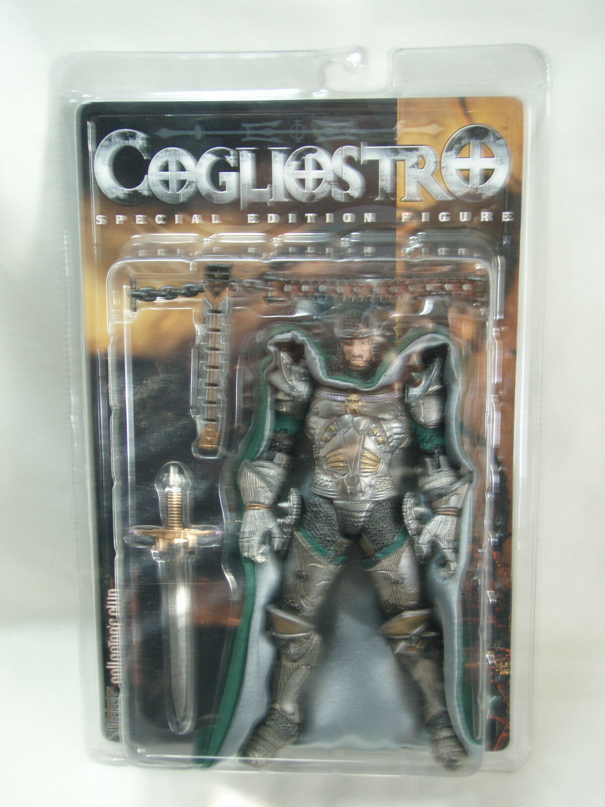 1998 McFarlane Cogliostro Special Edition Collector's Club Piece