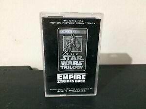 STAR WARS: THE EMPIRE STRIKES BACK MUSIC Cassette Soundtrack Cassette Tape