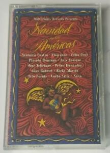 WALT DISNEY Navidad en las Americas Cassette 1994 Disney Tape