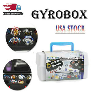 Portable-Waterproof-Box-8-in-1-Carrying-Case-For-Beyblade-Burst-Spinning-Top-US