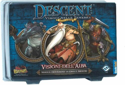 Descent Second Edition Visions of the Dawn Games United GU408