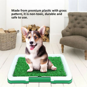 Durable-Puppy-Pet-Potty-Training-Pee-Indoor-Toilet-Dog-Grass-Pad-Mat-Large-Turf