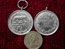Replica Copy WW1 ANHALT-DESSAU & ANHALT BERNBURG. Medal of Merit for Lifesaving