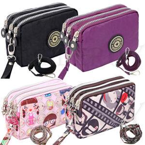Women-039-s-Shoulder-Bag-Cross-Body-Wristlet-Handbag-Tote-Coin-Phone-Purse-Wallets