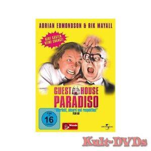 Guest-House-Paradiso-DVD-Rik-Mayall-Simon-Pegg-Neu-OVP