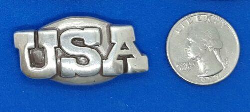 "USA United States Of America Conchos Concho 1 3//4/"" x 7//8/"" Five Total"