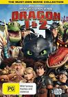 How To Train Your Dragon / How To Train Your Dragon 2 (DVD, 2014, 2-Disc Set)
