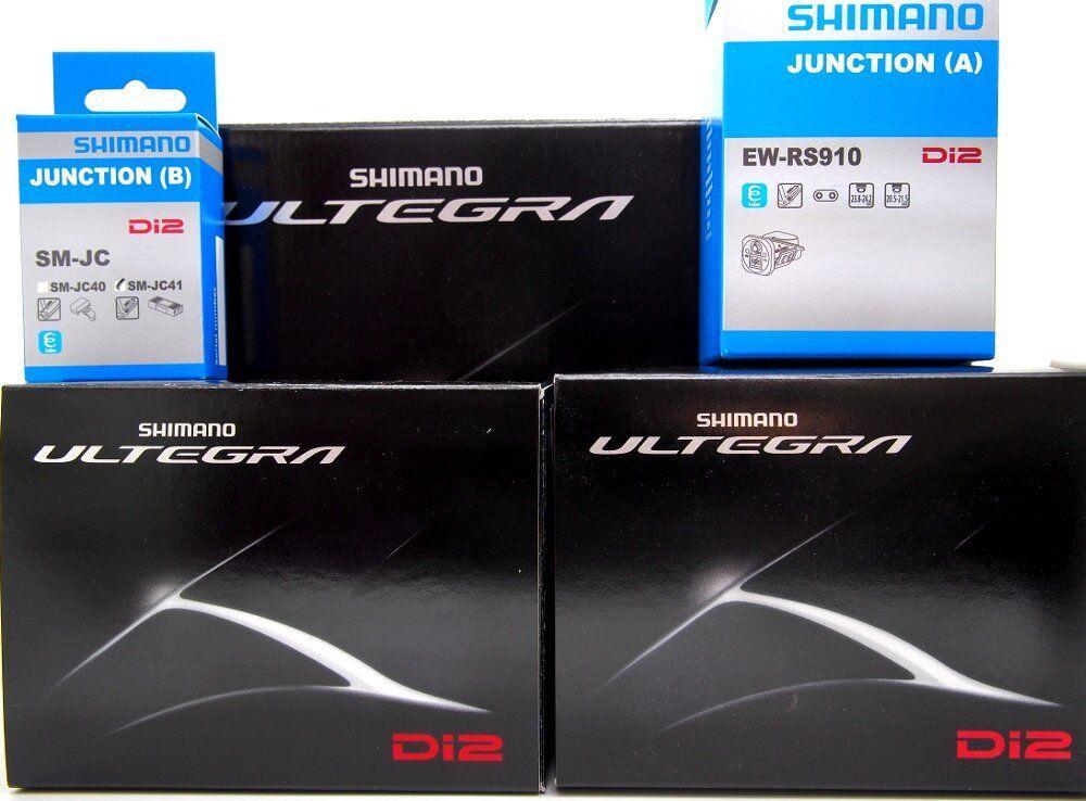 Shimano Di2 R8050 Palanca De Cambios Palanca & r + F Desviador & EW-RS910 & SM-JC41 groupset