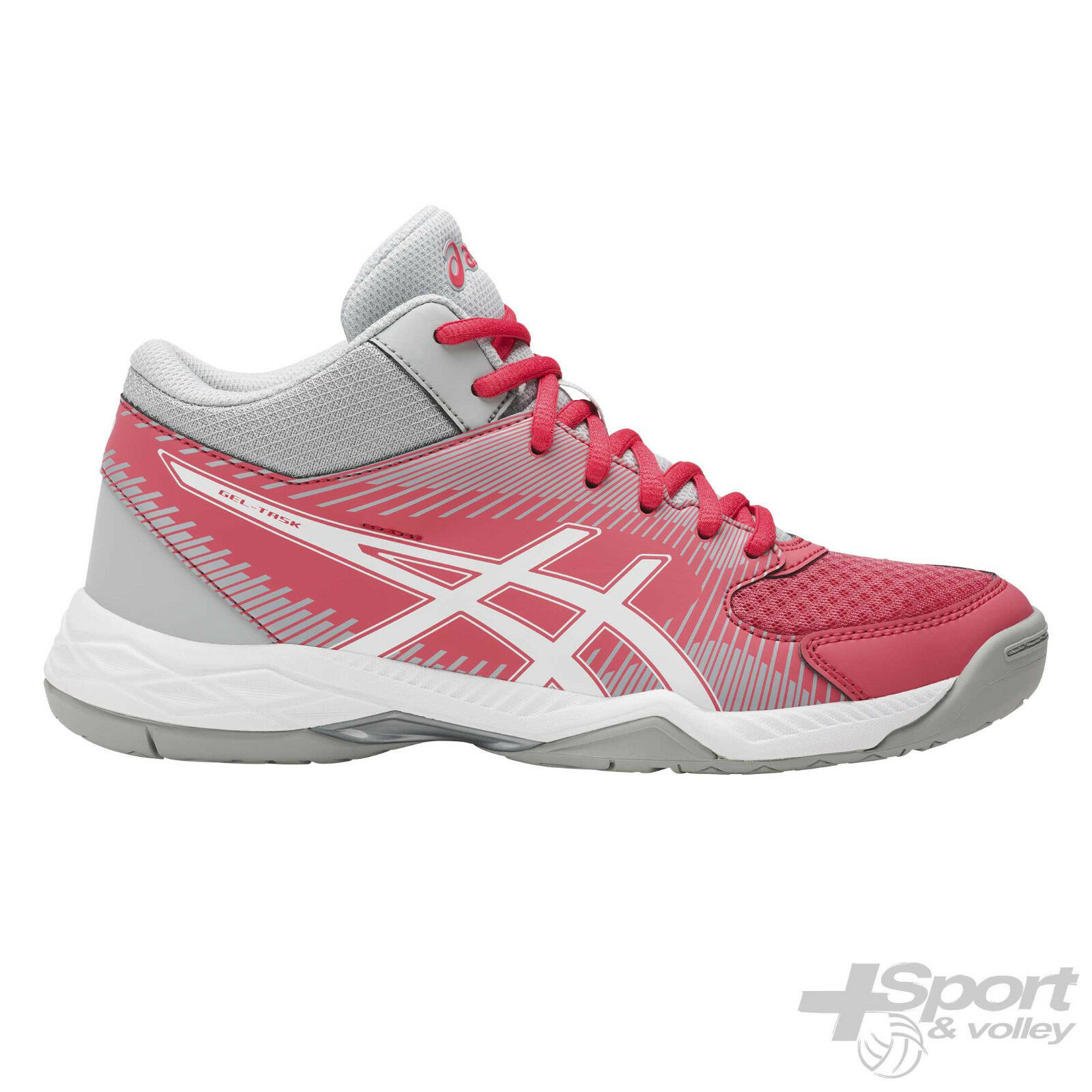 shoes Volleyball Asics gel task Mid Women b753y-1901