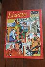 1957 Lisette N°6 Magazine jeunesse BD enfance Enfantina Journal des Filles TBE