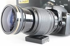 Ultra Wide Angle Macro  Fisheye lens for Nikon 18-55 VR AFS as 28/35mm 52MM New