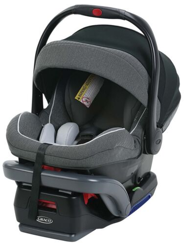 Graco SnugRide SnugLock 35 Platinum Infant Car Seat Safety Surround Grayson NEW