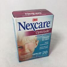 Nexcare Opticlude Orthoptic Eye Patches, 20ct 051131000230X454