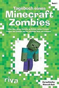 Tagebuch-eines-Minecraft-Zombies-Alles-ueber-meine-Besuc-Buch-Zustand-gut