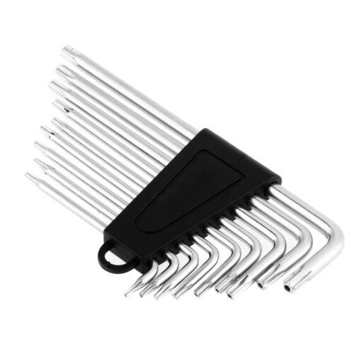Winkelschlüssel Torx Schlüssel Satz 9-tlg Werkzeug Torxschlüssel Werkzeug Set