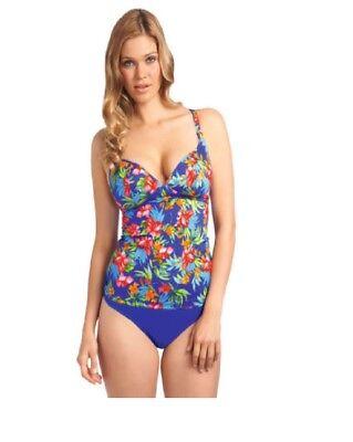 Freya Acapulco Tankini Top 3342 Multiway Non Wired Freya Swimwear