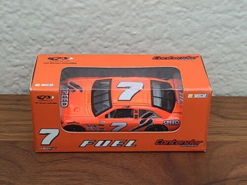 2010 #7 Robby Gordon Speed Energy Orange Fuel Promo COT 1//64 CFS NASCAR Diecast