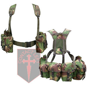 New-Full-Set-of-PLCE-DPM-Webbing-Cadets-British-Army-Complete