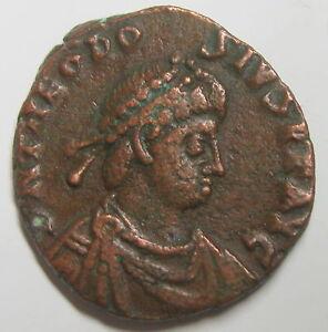 THEODOSE-Ier-379-395-Maiorina-pecunia-GLORIA-ROMANORVM-Alexandrie