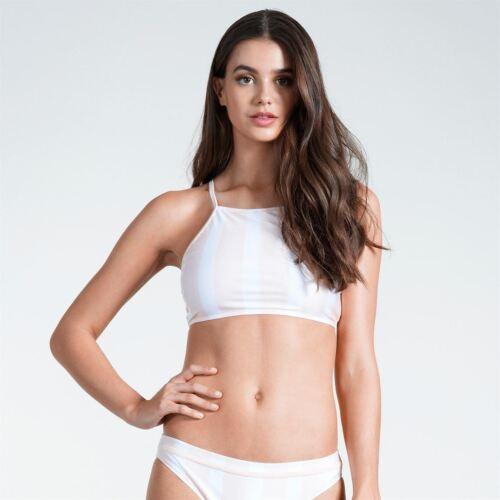 SoulCal Damen High Neck Bikini Top Oberteil