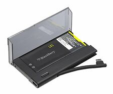 OEM New BlackBerry Extra Spare Battery+Charger Bundle for Z10 LS1 ACC-50256-101