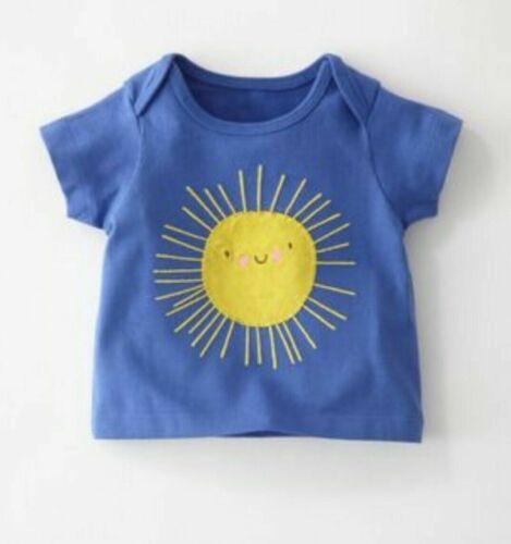 Boden Girls Patchwork T-Shirt Top Ex Baby Boden Age 3-24 Months LAST FEW LEFT!! T-Shirts, Tops & Shirts