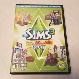 The-Sims-3-70s-80s-90s-Stuff-Pack-PC-MAC-Game-DVD-ROM-Complete-Serial-Key