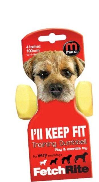 Mikki formazione manubri cane attività Fetch Toy-Extra Small