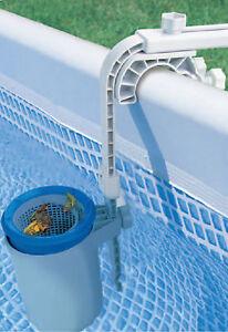 Skimbi Above Ground Swimming Pool Surface Skimmer For