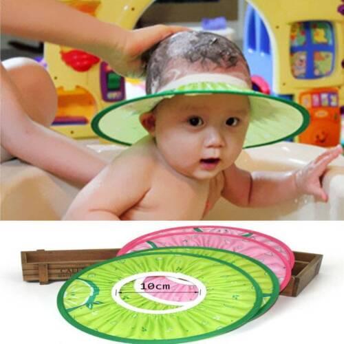 1Pc Summer Fruit Shampoo Cap Baby Adult Shampoo Bath Shower Hat Wash Hair Shield