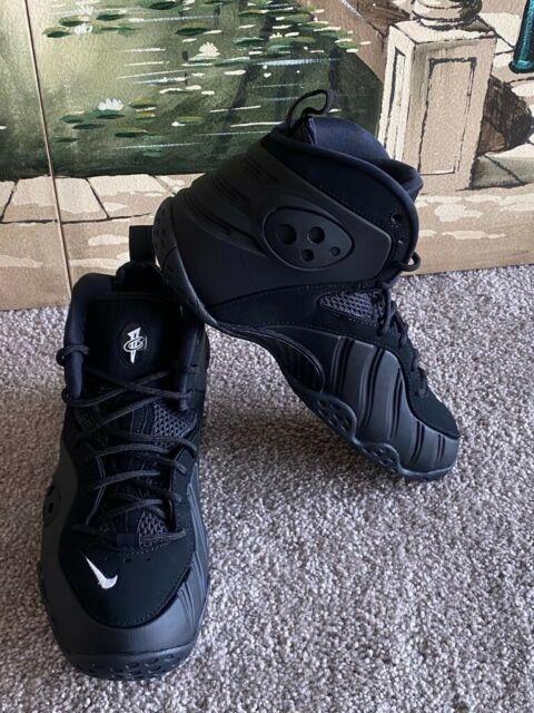 Nike Zoom Rookie 'Black' Men's Size 7 Penny Foamposite BQ3379-002 White