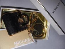 Michael Kors Hamilton Key Ring Fob Purse Charm Red 35h5gkck1un