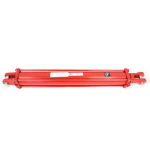 Lion-Heavy-Duty-Tie-Rod-Hydraulic-Cylinder-2500-PSI-3in-Bore-24in-Stroke