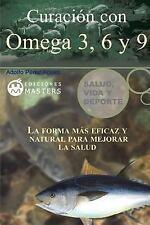 Curacion con Omega 3, 6 Y 9 by Adolfo Agusti (2013, Paperback)