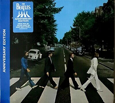 14 50 Outlet >> The Beatles, Abbey Road Anniversary Edition CD Digipack, New, Sealed | eBay