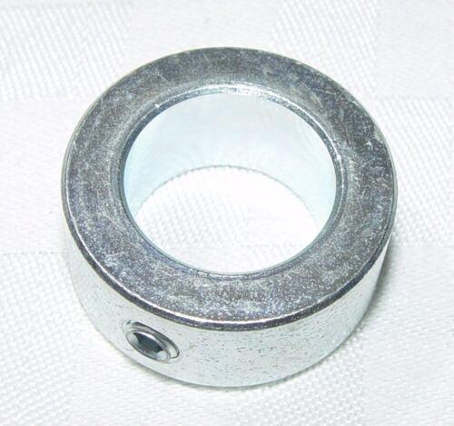 Anello fisse per onda 8mm/asse DIN 705 forma in acciaio a