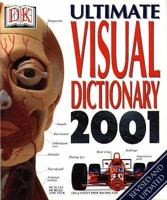 1 of 1 - Dorling Kindersley Ultimate Visual Dictionary 2001 by Pellant, Chris