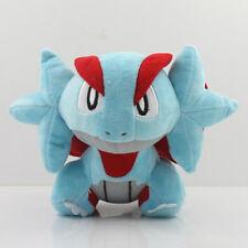 """Pokemon Plush Toy Salamence 6""""  Character Stuffed Animal Doll Gift"""
