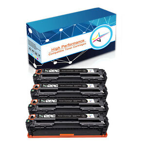 CE320A 128A Toner Cartridge For HP Color LaserJet CM1415FN CM1415FNW CP1525NW