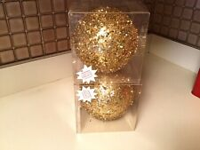 HOBBY LOBBY LARGE GREEN PINK BEIGE YELLOW SPECKLED EASTER//BIRD EGG ORNAMENTS