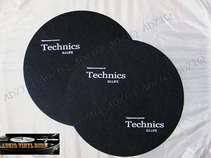 2-WOOLFELT-TECHNICS-FOR-ALL-TURNTABLES