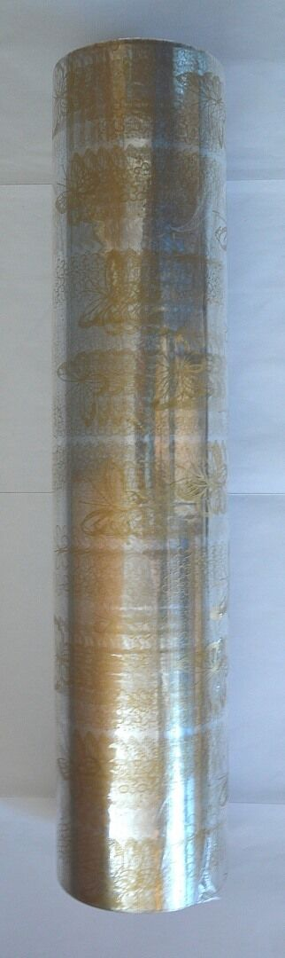 25 Rolls Gift Wrap Cling Film Gift Protector Film Transparent 433085