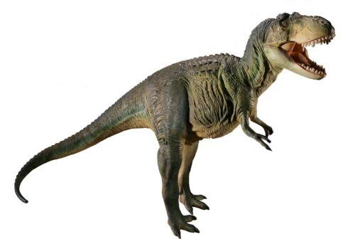 Tyrannosaurus Green color 1/20 Soft Vinyl Figure