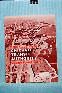 Chicago-Transit-Authority-Annual-Report-1962