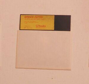 Spider-Eater-by-Koala-for-Apple-II-Plus-IIe-IIc-IIGS